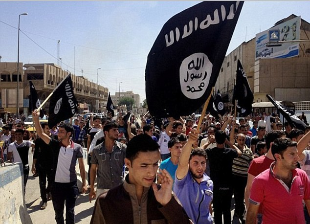 Isis militants have cracked down on skinny Jeans and loud music (Picture: PA)
