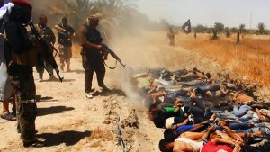 between 24/11/2014 and 04/01/2015 ISIS executed…